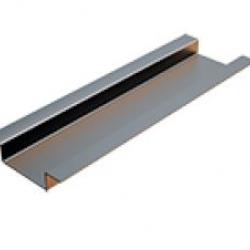 Омега-образный профиль ШП-(КС)-65-20-1,2 мм (Окрашенный)