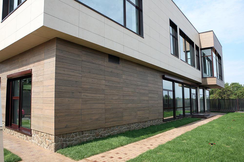всегда фото домов с отделкой вентилируемого фасада камнем всего